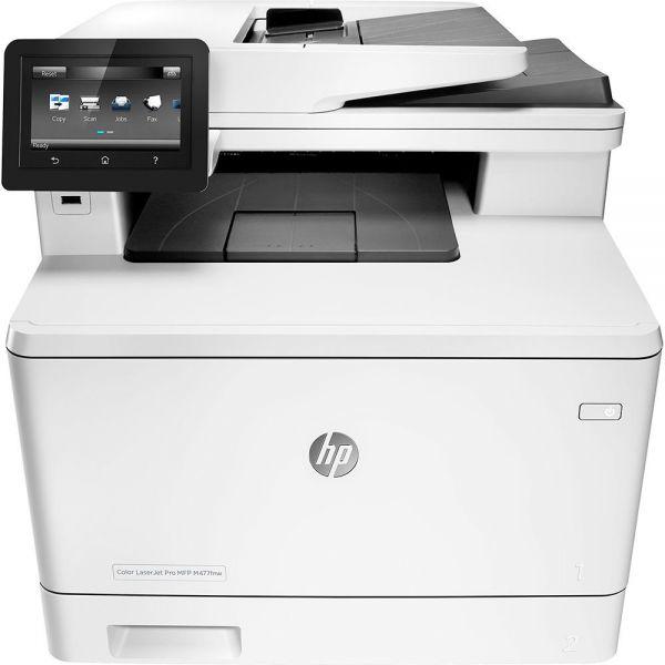 Impressora Multifuncional HP Color Laserjet Pro M477fdw