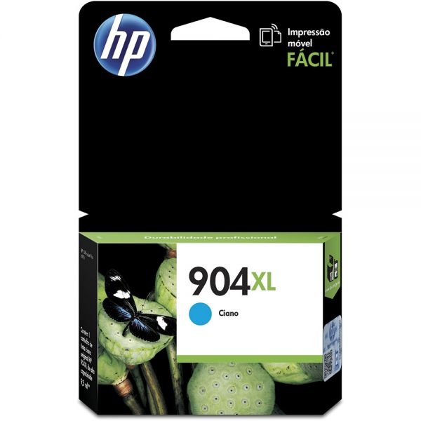 CARTUCHO HP T6M04AB Nº 904XL CIANO 9,5ML