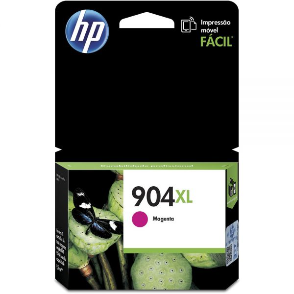 CARTUCHO HP T6M08AB Nº 904XL MAGENTA 9,5ML
