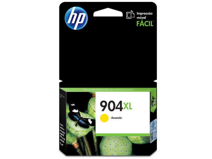 CARTUCHO HP T6M12AB Nº 904XL YELLOW 9,5ML