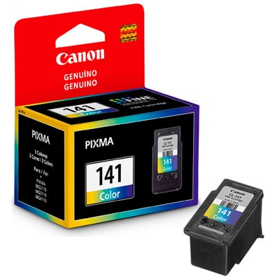 CARTUCHO CANON CL-141 COLOR 8ML