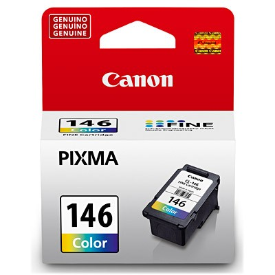 CARTUCHO CANON CL-146 COLOR 9ML
