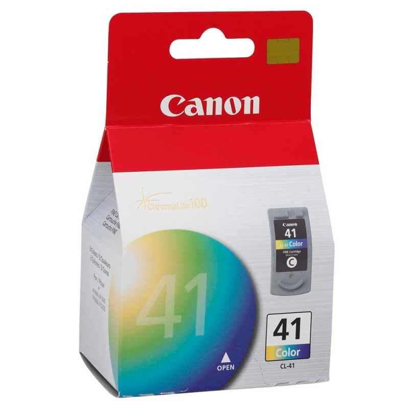 CARTUCHO CANON CL-41 COLOR 12ML