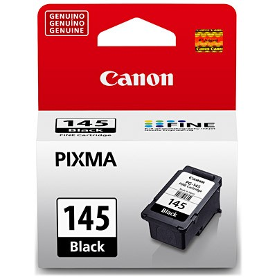 CARTUCHO CANON PG-145 PRETO 8ML