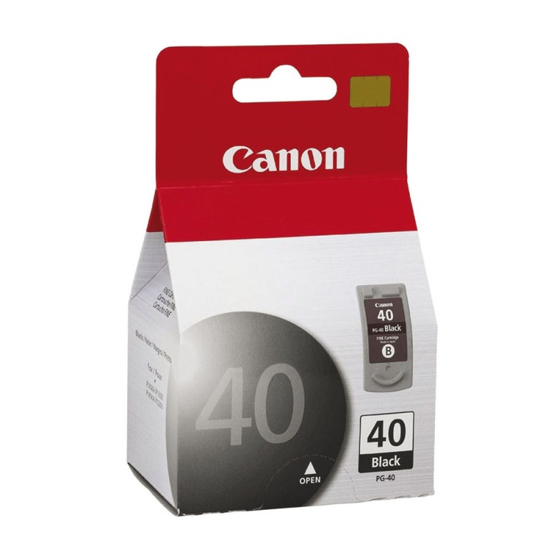 CARTUCHO CANON PG-40 BLACK 16ML