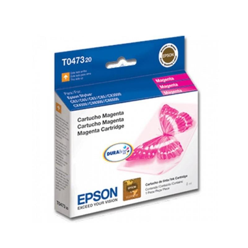 CARTUCHO EPSON T047320 MAGENTA 8ML
