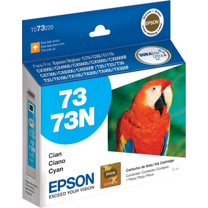 CARTUCHO EPSON T073220 Nº 73 CYAN 5ML