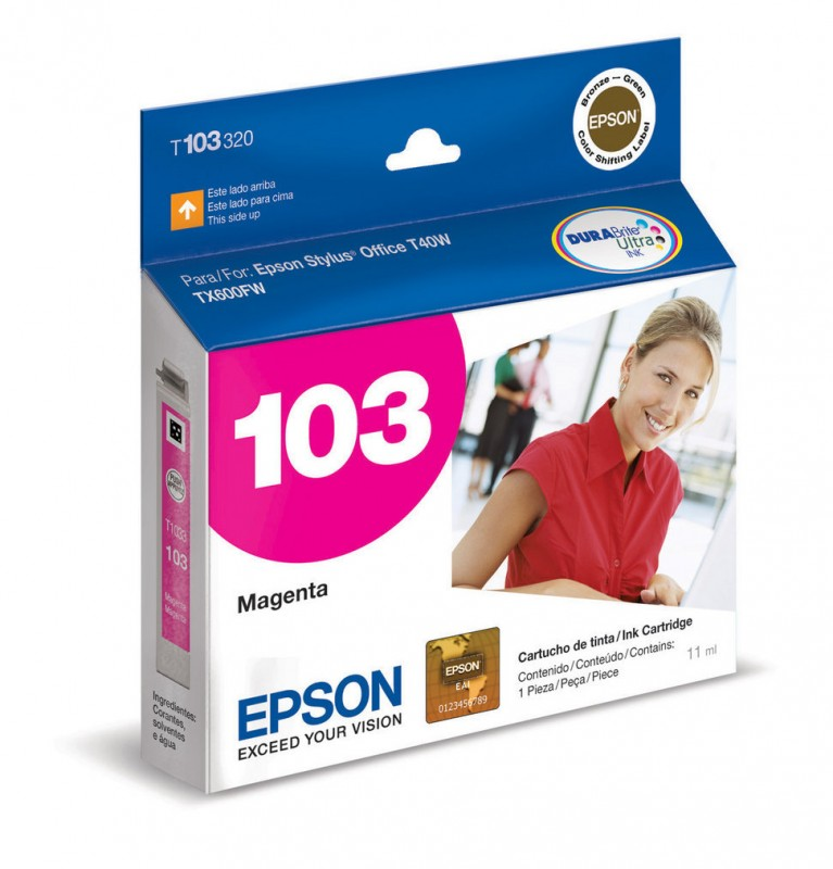 CARTUCHO EPSON T103320 MAGENTA 11ML