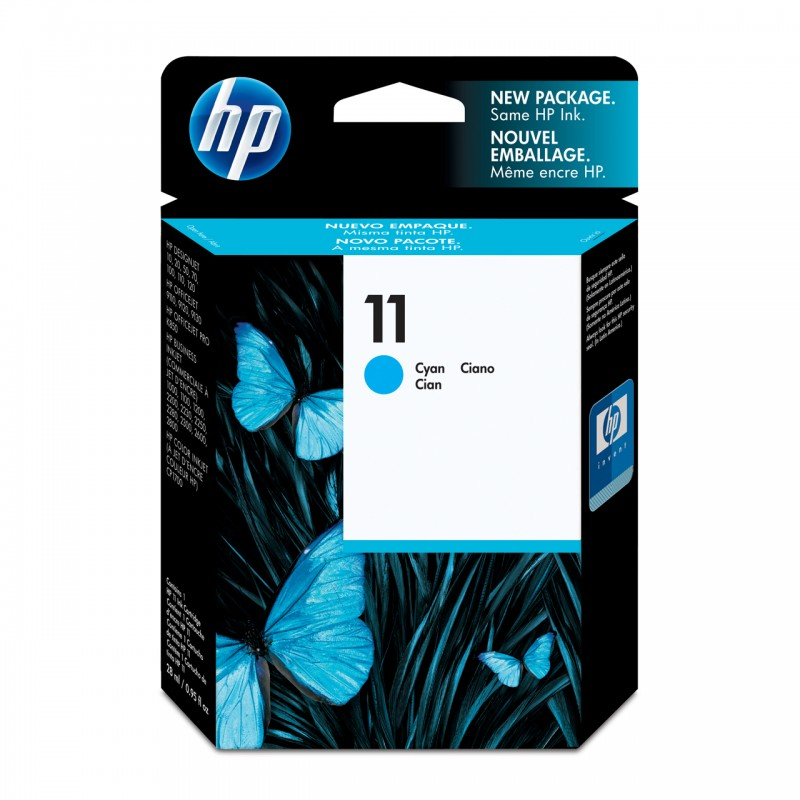 CARTUCHO HP C4836AL No 11 CYAN 28ML