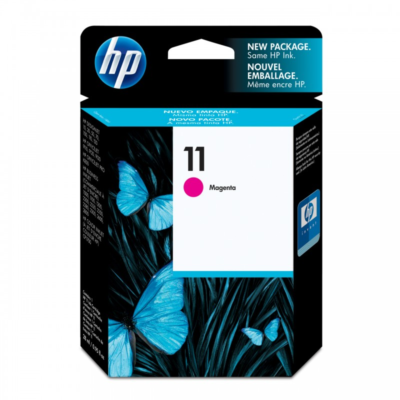 CARTUCHO HP C4837AL No 11 MAGENTA 28ML