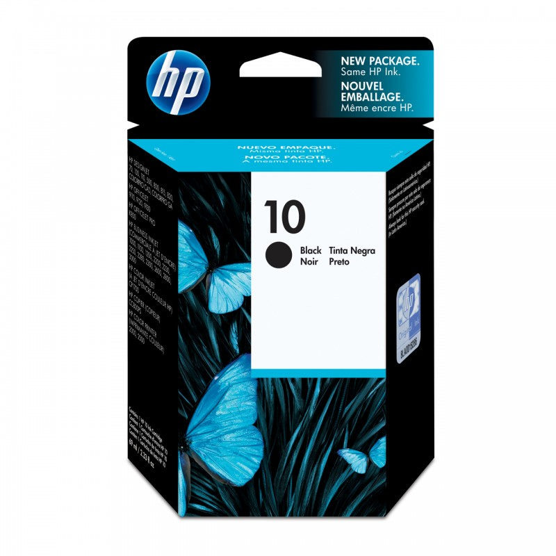 CARTUCHO HP C4844AL No 10 PRETO 69ML