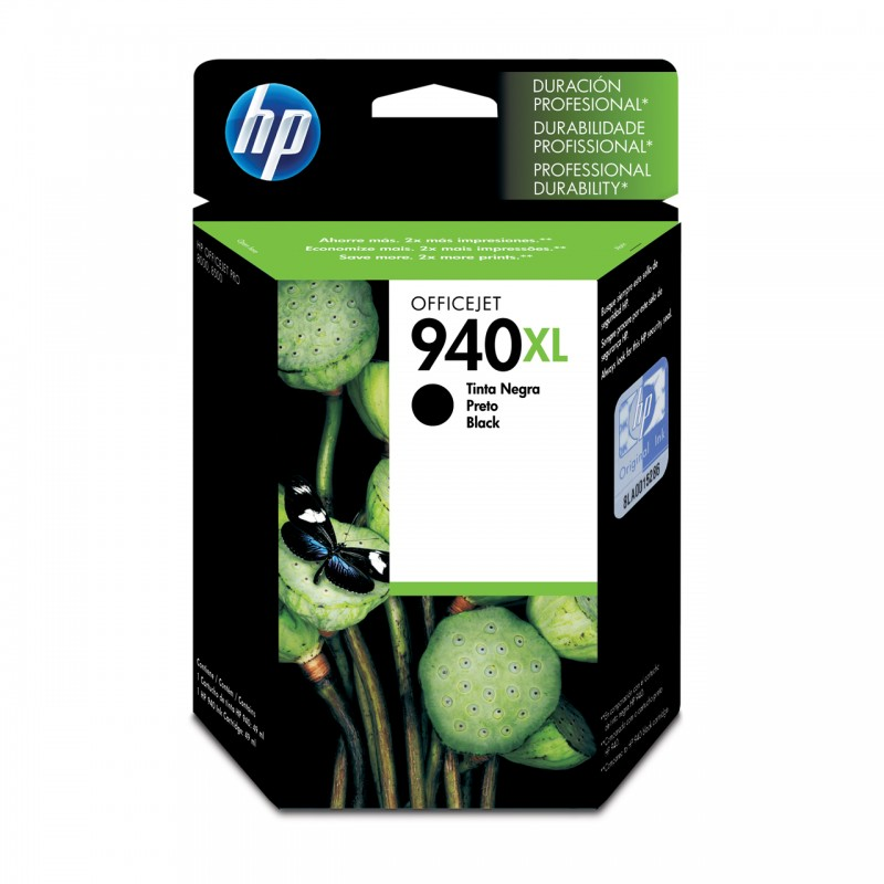 CARTUCHO HP C4906AL No 940XL PRETO 59,3ML