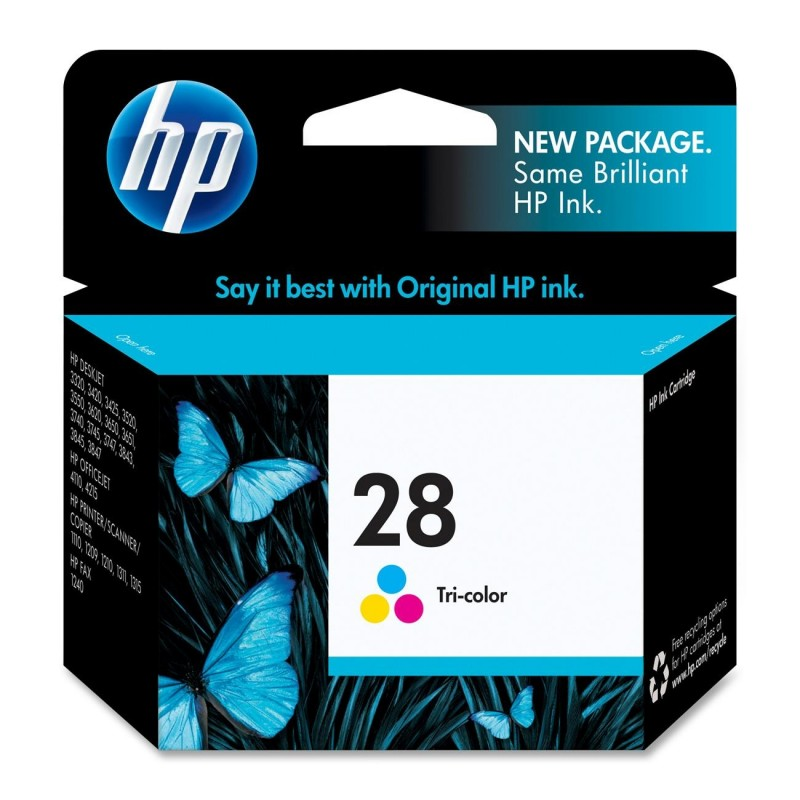 CARTUCHO HP C8728AL No 28 COLOR 9ML