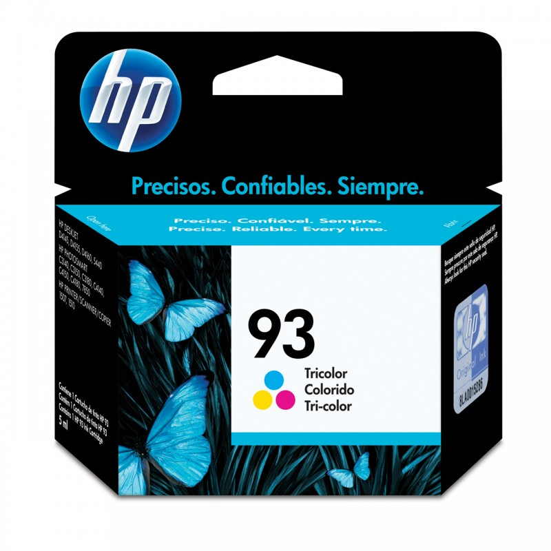 CARTUCHO HP C9361WL No 93 COLOR 7ML
