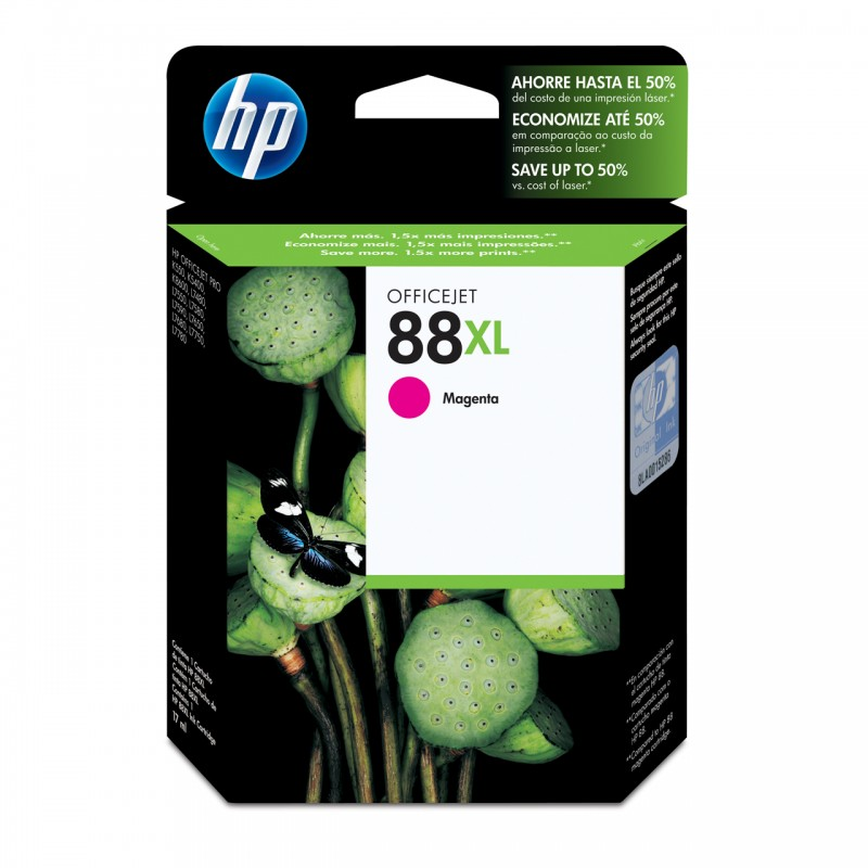 CARTUCHO HP C9392AL No 88XL MAGENTA 22,5ML