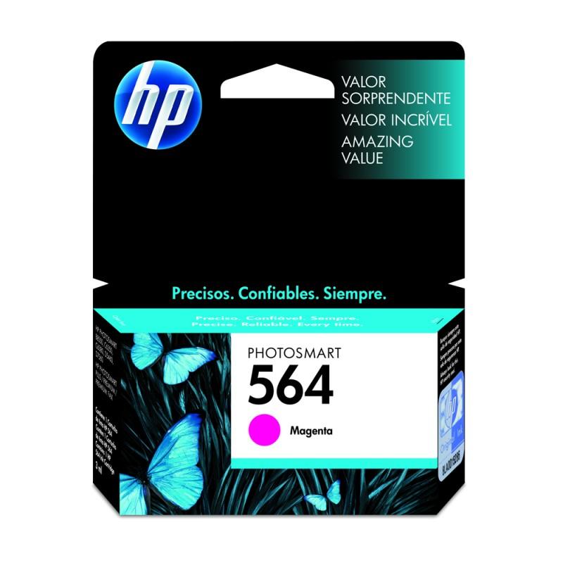 CARTUCHO HP CB319AL Nº 564 MAGENTA 4ML
