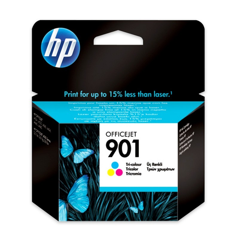 CARTUCHO HP CC656AL Nº 901 COLOR 13ML