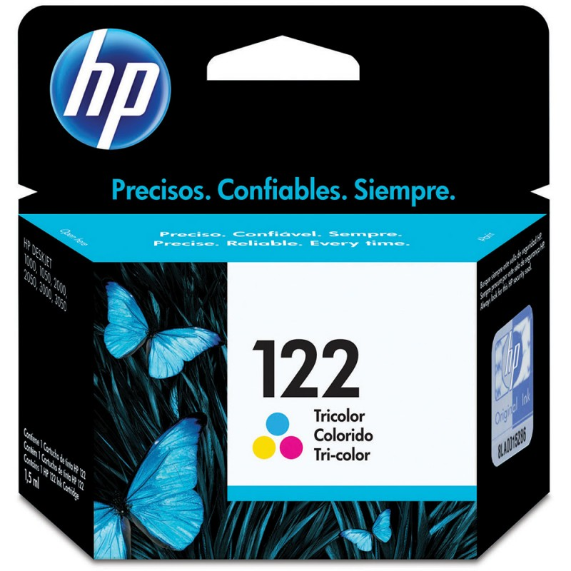 CARTUCHO HP CH562HB Nº 122 CL 2ML