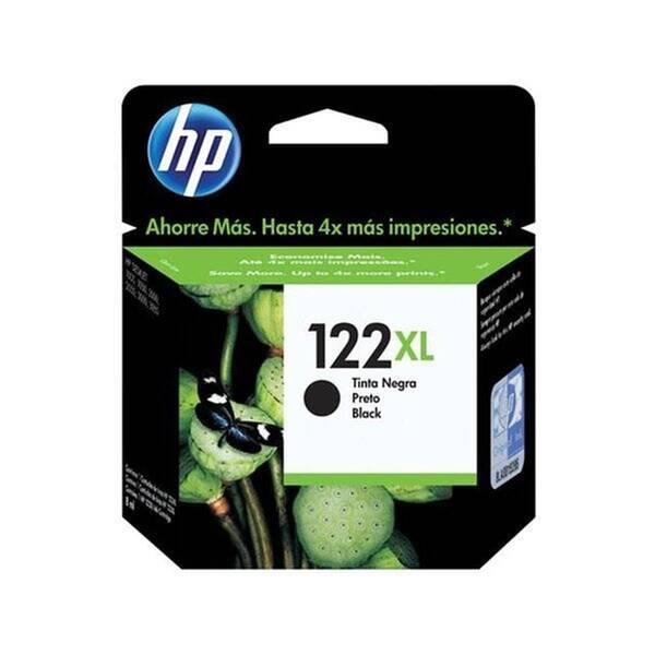 CARTUCHO HP CH563HB No 122XL PRETO 8ML