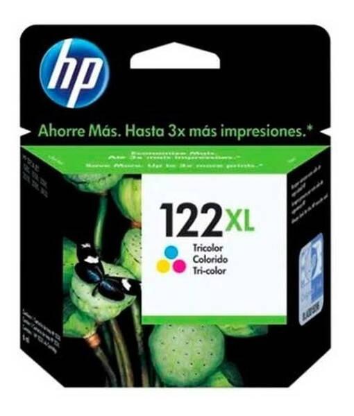 CARTUCHO HP CH564HB No 122XL CL 7,5ML