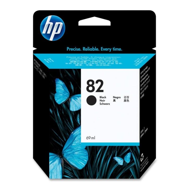 CARTUCHO HP CH565AL No 82 BK 69ML