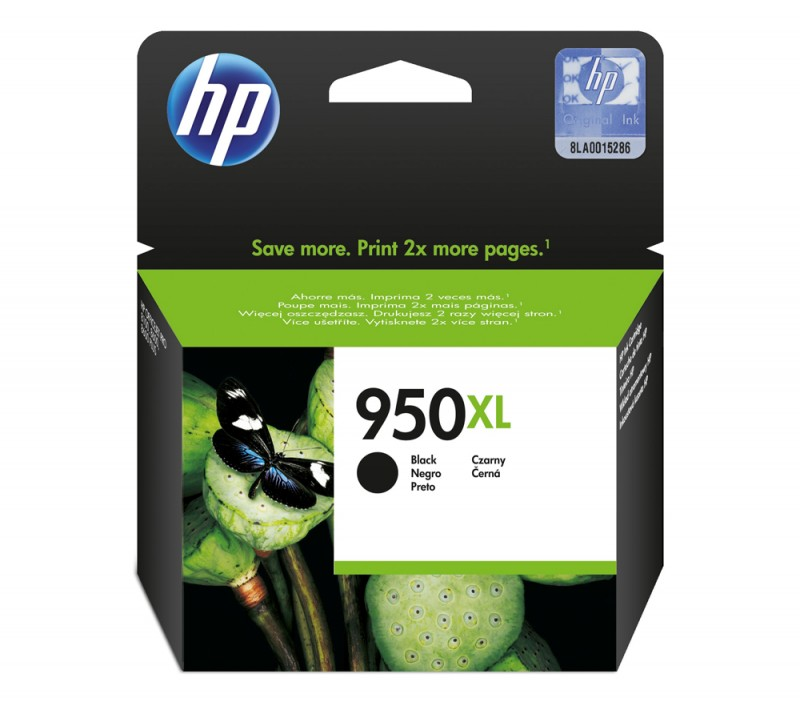 CARTUCHO HP CN045AL No 950XL PRETO 53ML