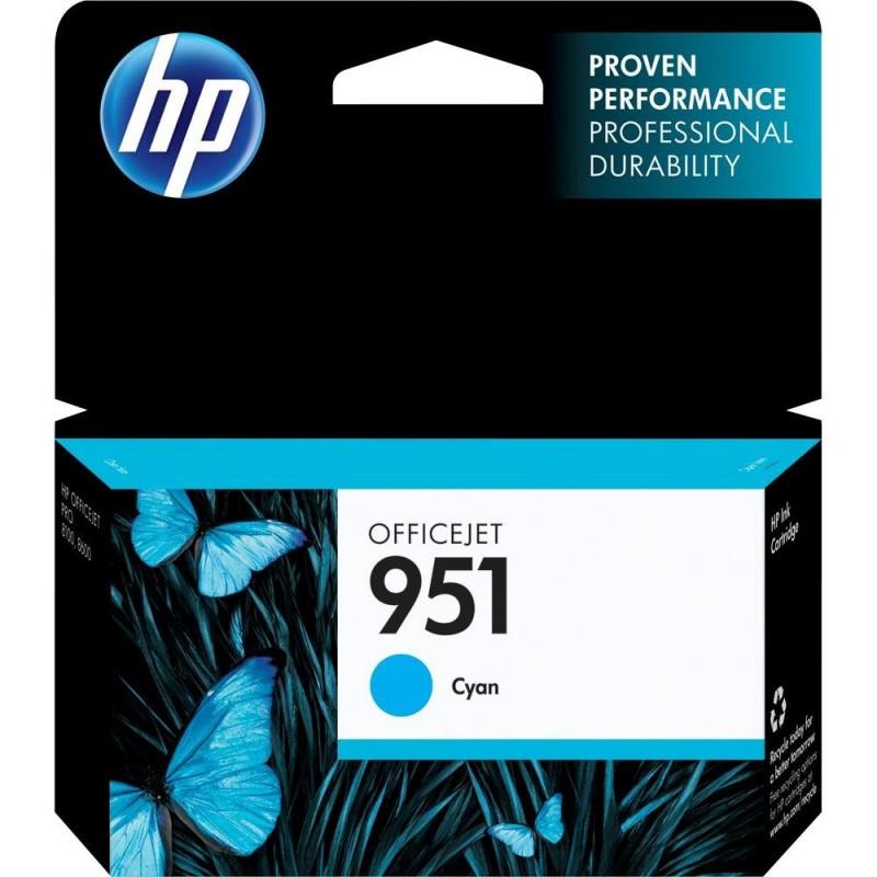 CARTUCHO HP CN050AL Nº 951 CYAN 8,5ML