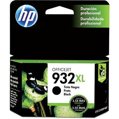 CARTUCHO HP CN053AL Nº 932XL PRETO 22,5ML