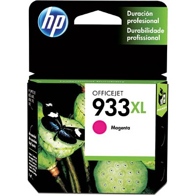 CARTUCHO HP CN055AL Nº 933XL MAGENTA 9ML