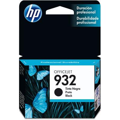 CARTUCHO HP CN057AL Nº 932 PRETO 8,5ML