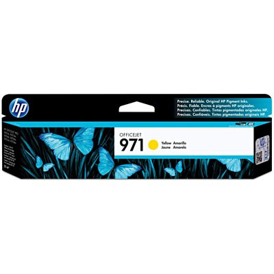 CARTUCHO HP CN624AM Nº 971 YELLOW 32ML
