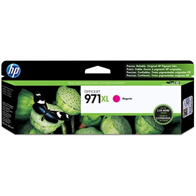 CARTUCHO HP CN627AM Nº 971XL MAGENTA 80,5ML