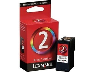 CARTUCHO LEXMARK 18C0190 Nº 02 COLOR 10,5ML