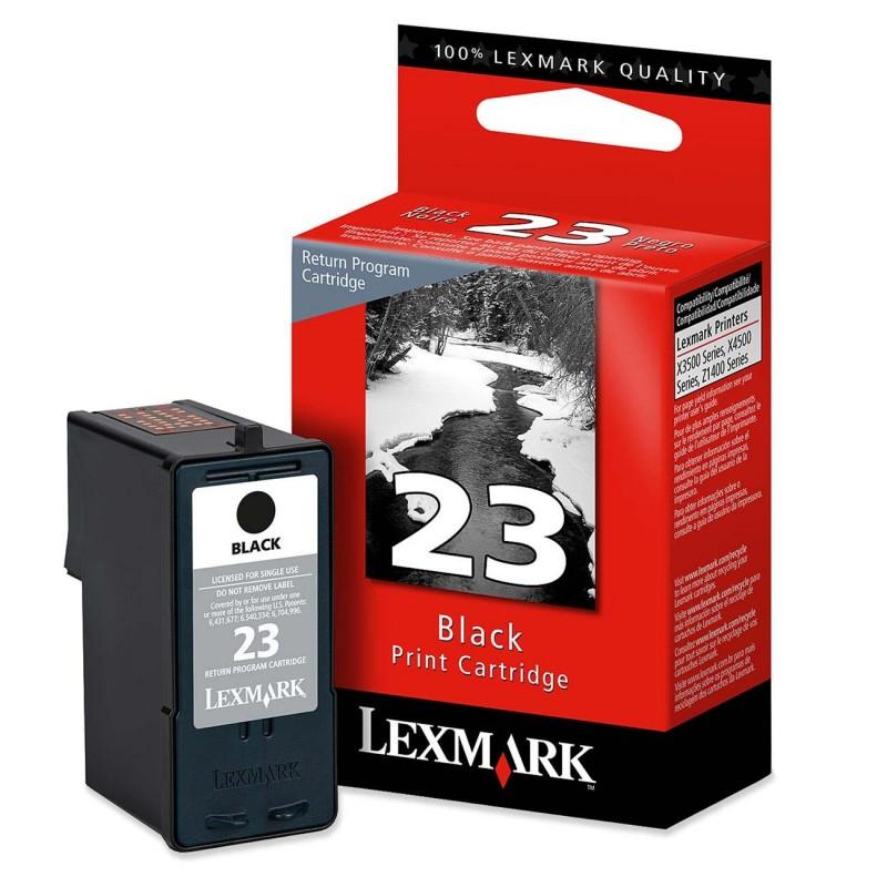 CARTUCHO LEXMARK 18C1523 Nº 23 BK 12ML