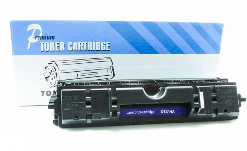 Tambor de imagem LaserJet HP CE314A Compativel