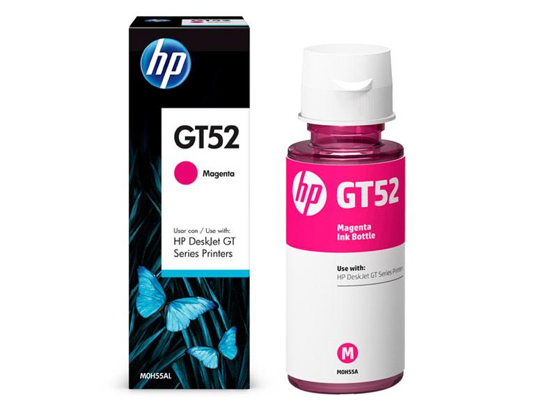 GARRAFA DE TINTA HP M0H55AL GT52 MAGENTA