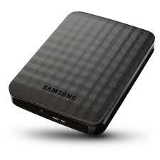 HD PORTATIL 2TB USB SAMSUNG HX-M201TCB PRETO
