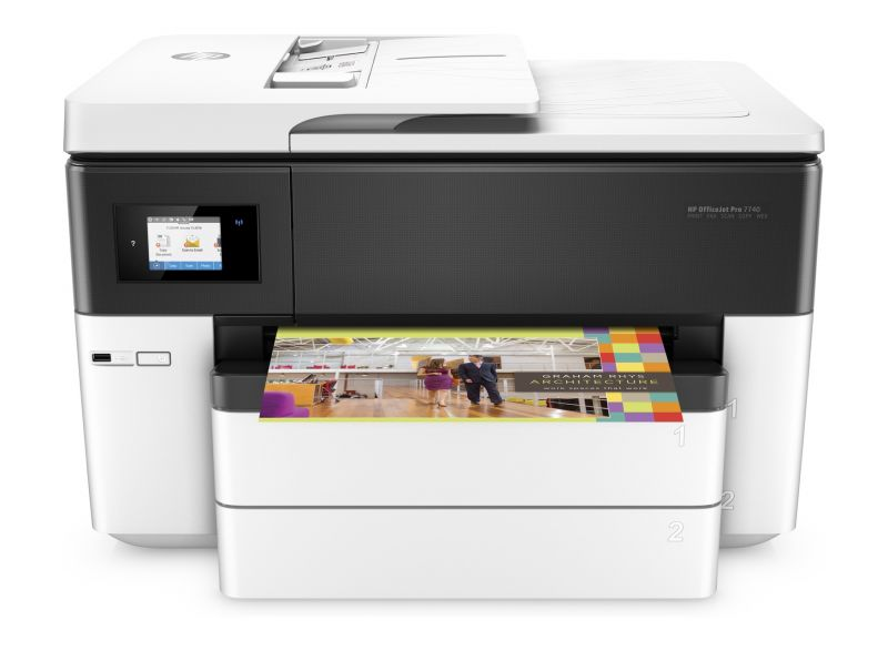 MULTIFUNCIONAL HP OFFICEJET 7740 A3