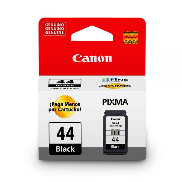 CARTUCHO CANON PG-44 PRETO 5,6ML