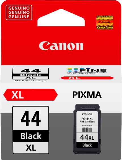 CARTUCHO CANON PG-44XL PRETO 15ML