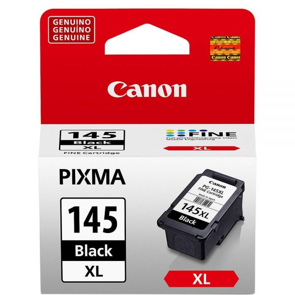 CARTUCHO CANON PG-145 XL BK 12ML