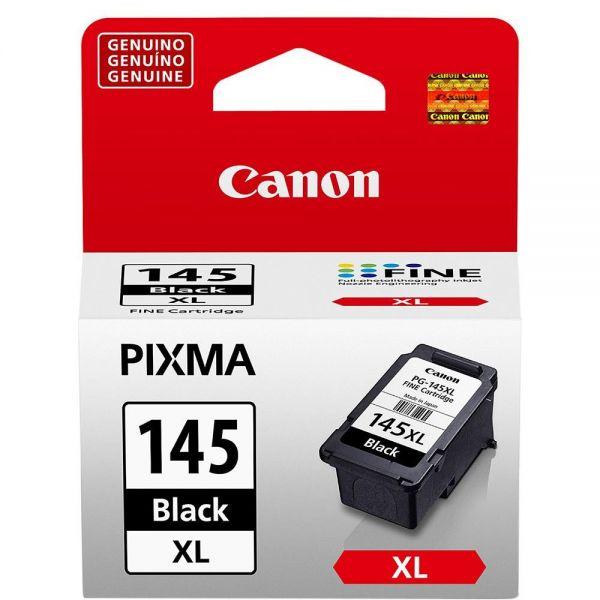 CARTUCHO CANON PG-145 XL BK 12ML
