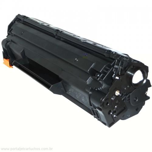 RECARGA TONER HP CB435A PRETO