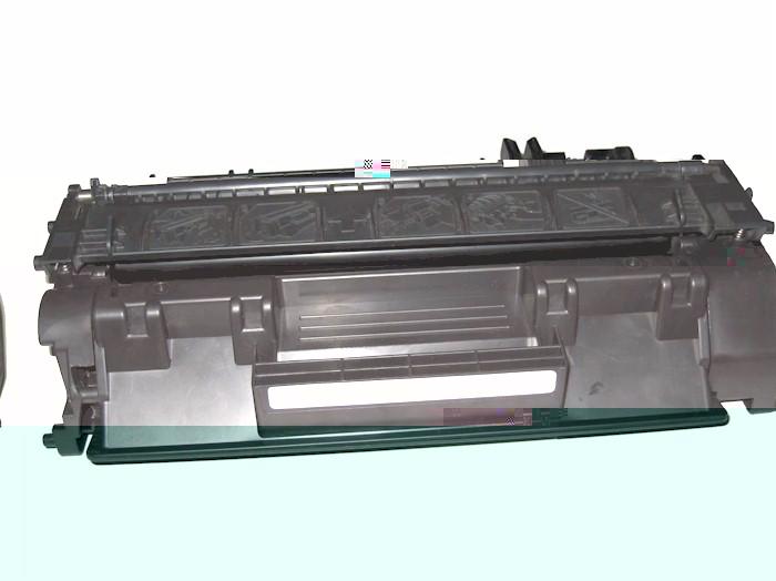 RECARGA TONER HP CE505A BK