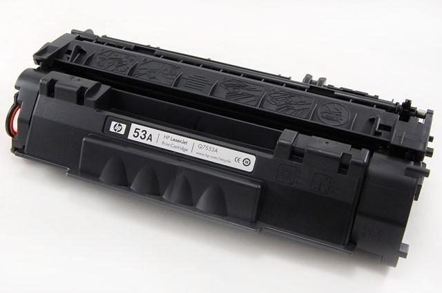 RECARGA TONER HP Q7553A BK