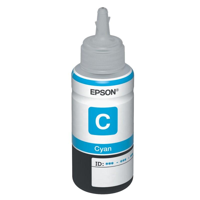 REFIL EPSON T664220 CYAN 70ML