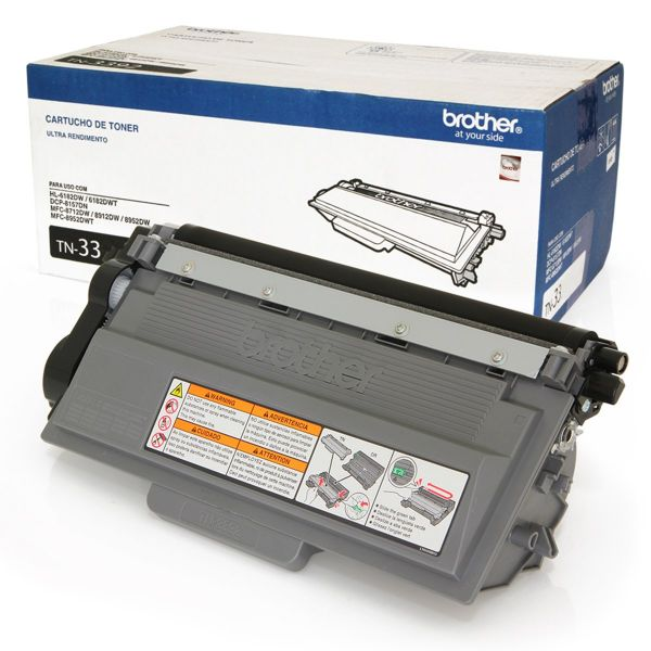 TONER BROTHER TN-3332 PRETO