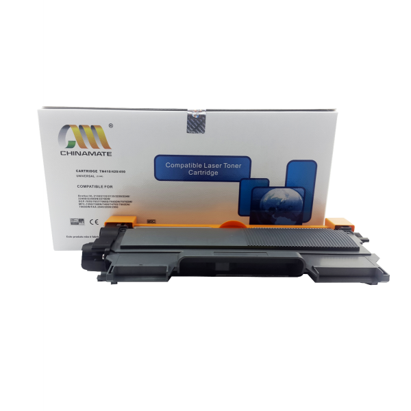 TONER PREMIUM COMPAT BROTHER TN-410/420/450 PRETO