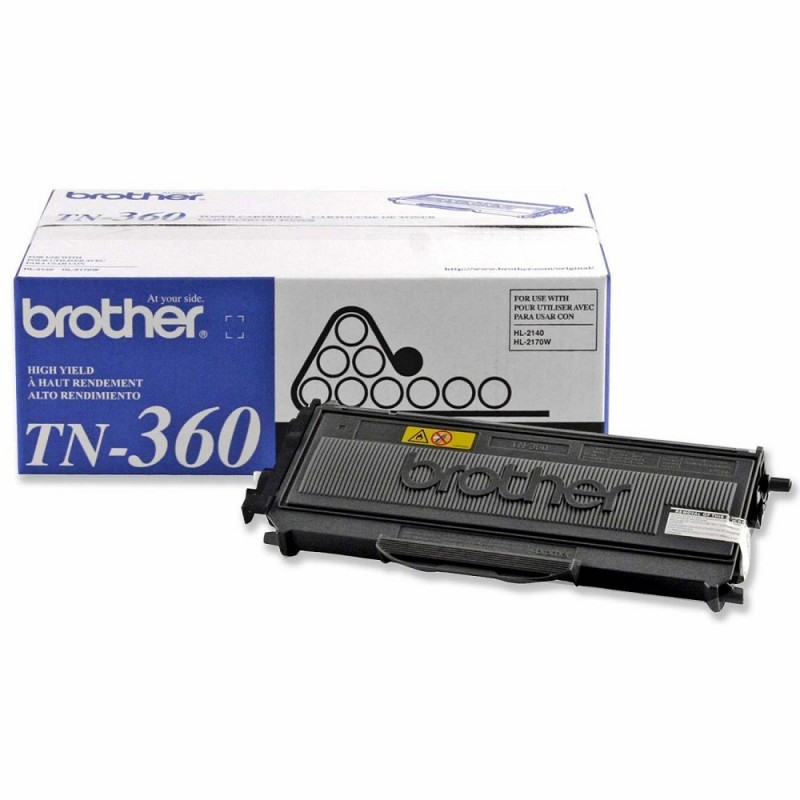 TONER BROTHER TN-360 BK