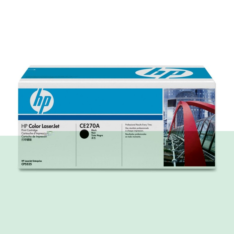TONER HP CE270A BLACK